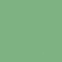 Verde paint color DE5627 #7FB383