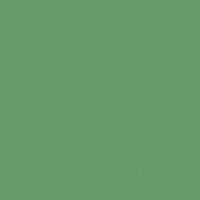 Leafy paint color DE5628 #679B6A