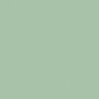 Spring Leaves paint color DE5640 #A8C3AA
