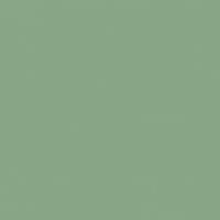 Mermaid's Cove paint color DE5641 #8AA786