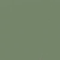 Wreath paint color DE5656 #76856A