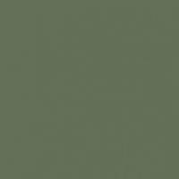 Midnight Garden paint color DE5657 #637057