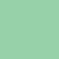 Peaceful Pastures paint color DE5661 #94D8AC