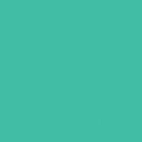 Jade Mountain paint color DE5697 #34C2A7