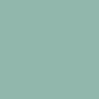Treetop paint color DE5710 #91B6AC