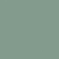 Mother Earth paint color DE5718 #849C8D