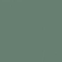 Ecological paint color DE5719 #677F70