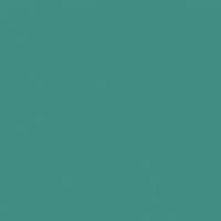 Royal Palm paint color DE5726 #418D84