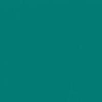 Emperor Jade paint color DE5734 #007B75