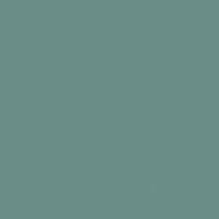 Aspen Hush paint color DE5746 #6A8D88