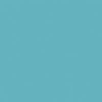 Gulf Stream paint color DE5759 #62B4C0