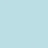 Blue Moon paint color DE5764 #BBDEE5