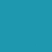 Tropical Lagoon paint color DE5781 #1E98AE
