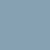Silver Skate paint color DE5801 #87A1B1