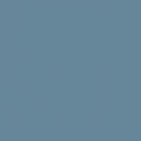 Seal Pup paint color DE5816 #65869B