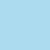 Spring Shower paint color DE5827 #ABDCEE