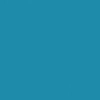 Mediterranean Sea paint color DE5830 #1E8CAB