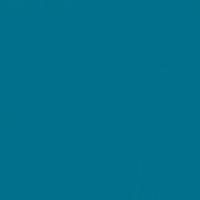 Teal Tune paint color DE5831 #02708C