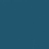 Navy Teal paint color DE5832 #20576E