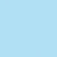 Azure Sky paint color DE5834 #B0E0F6