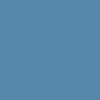 Blueberry Muffin paint color DE5851 #5588AB