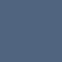 Admiral Blue paint color DE5887 #50647F