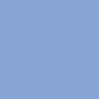 Blue Cue paint color DE5892 #84A5DC