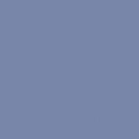Enchanting Sky paint color DE5900 #7886AA