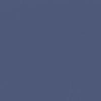 Blue Review paint color DE5902 #4E5878