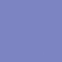 Twilight Twinkle paint color DE5907 #7B85C6