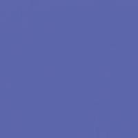 Bellflower paint color DE5908 #5D66AA