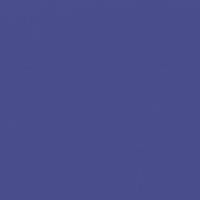 Beaded Blue paint color DE5909 #494D8B