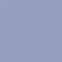 Midnight Blush paint color DE5913 #979FBF