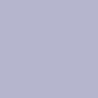 Madder Blue paint color DE5926 #B5B6CE