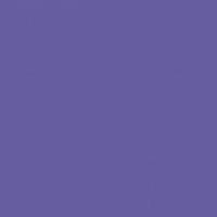 Mardi Gras paint color DE5943 #665D9E