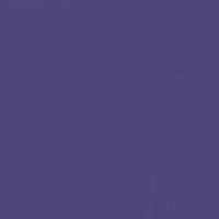 Fresh Eggplant paint color DE5944 #4F467E