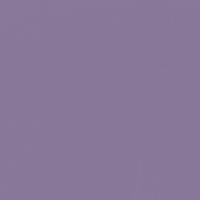 Pale Eggplant paint color DE5956 #8A779A