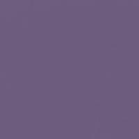 Princely Violet paint color DE5957 #6D5C7B