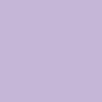 Tinted Iris paint color DE5961 #C4B7D8