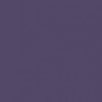 Roman Purple paint color DE5965 #524765