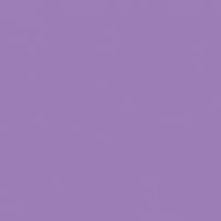 Lush Lilac paint color DE5970 #9D7EB7