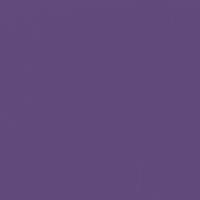Royal Robe paint color DE5972 #614A7B