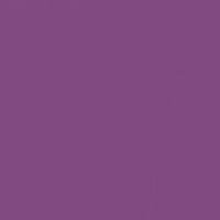 Vibrant Orchid paint color DE6000 #804B81
