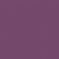 Old-Fashioned Purple paint color DE6007 #73486B