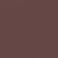 Outer Boundary paint color DE6021 #654846
