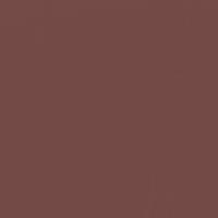 Dark Ruby paint color DE6028 #734A45