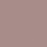 Ash Hollow paint color DE6046 #A88E8B