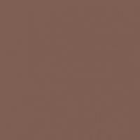Wild West paint color DE6055 #7E5C52