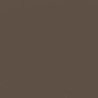Black Walnut paint color DE6063 #5E4F46