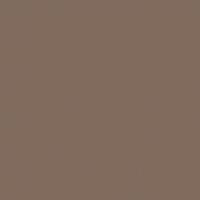 Bannister Brown paint color DE6069 #806B5D